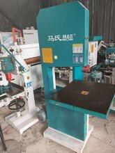 收售二手木工机械/鲁班螺旋刀压刨平刨双面刨链子刨带锯立铣方孔钻砂光机单片锯