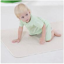 新品3040尿布不分层有机彩棉尿垫婴幼儿宝宝防水透气隔尿垫图片