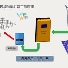 智慧供电发电系统解决方案太阳能+风能+市电安全稳定微网国际
