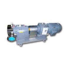 上海宁能保温冷却式不锈钢转子泵图片