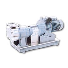 上海宁能V型进口式食品级转子泵图片