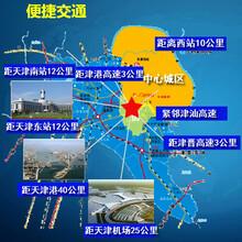 厂房出租---天津南奥体外环旁20亩土地及独栋办公厂房招商