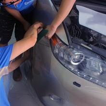 贴隐形车衣对车漆的好处,深圳雷克萨斯ES250全车贴透明膜