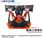 和田极限三屏赛车VR虚拟现实VR厂家VR盈利方案