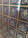 3D立体藏式花纹唐卡佛像大型无缝寺庙佛堂酒店天花板吊顶
