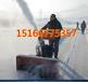 营口工作快的扬雪机浩鸿多功能抛雪机便携式扫雪机省钱省力