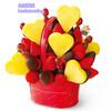 批发定制热销仿真水果花模型鲜果花模型创意水果花模型