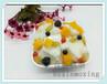 定制仿真特色炒冰淇淋卷炒酸奶模型草莓抹茶原味冰激凌卷来图定制