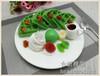 定制仿真食物模型支持定做訂制西餐食品模型漫咖啡松餅吐司仿真模型