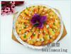 新品現貨中餐仿真鐵板蝦食物模型假菜樣品模具展示道具菜