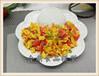 定制仿真菜模定做仿真食品模型仿真炒飯模型仿真西紅柿蛋炒飯食品模型