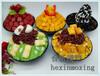 夏季热销新款绵绵冰炒酸奶模型冰沙刨冰仿真食物食品展示定制