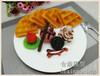 西餐定制仿真巧克力水果冰淇淋松饼华夫饼食物食品模型假菜样品