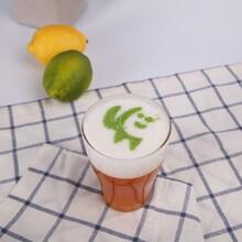 定制仿真抹茶冰沙水果冰沙模型猕猴桃杯模具展示样品芒果冰可定做图片