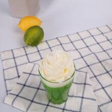 定制仿真抹茶星冰乐模型仿真水果茶水果杯饮料果汁模型仿真食物模型图片
