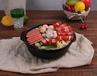 中餐仿真食品模型廠家直銷樣品裝飾模型定制菜模型仿真酸辣粉模型
