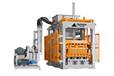 福建泉州群峰股份公司QFT18-20全自动砌块成型机