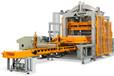 泉州群峰透水砖机QFT8-15全自动砌块成型机