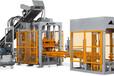 群峰股份公司水泥砖机QFT6-15全自动砌块成型机