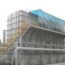 南通钢结构喷漆废气处理催化燃烧处理装置