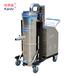 上海凯德威工厂车间专用型大功率吸尘器DL-4010配套使用吸铁屑油污等