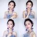 聊城学化妆美甲晚上培训到小乐聊城高端小班化妆学校