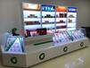 广西玉林商场超市便利店烟柜台图片