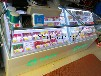 寧夏中衛小賣部便利店超市煙柜玻璃連接件