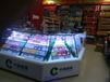 内蒙古呼和浩特便利店超市便利店烟柜图片