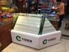 西藏类乌齐商场专卖店烟柜台展柜玻璃柜