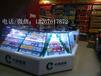 新疆高昌区商场专卖店烟柜台展柜玻璃柜