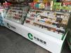 广东荔湾超市商场便利店烟柜?#25214;?#21488;一体化图片