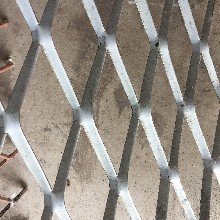 钢板网护坡钢板网菱形钢板网钢板拉伸网六角钢板网防滑钢板网