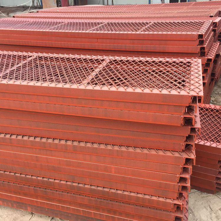 走道板定做、走道板生产厂家、地铁盾构走道板