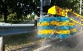 安徽蚌埠高速护栏清洗车城市护栏清洗车价格