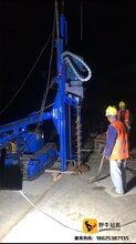 河南基坑钻机厂家洛阳5米升高锚固钻机YDL系列履带式锚杆钻机