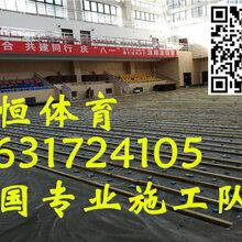 选择优质的篮球馆运动木地板厂家具有保护功能图片