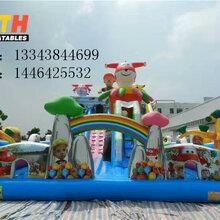 大型充气城堡充气蹦床儿童玩具多少钱厂家直销现货优惠