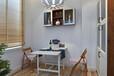 北欧情怀系列胡桃木定制餐厅家具