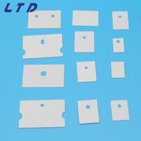 导热陶瓷基片,氮化铝陶瓷片图片