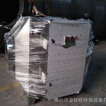 佛山金好旺厂家订做优质UV光解废气除臭设备