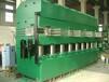 鄂式平板硫化机_PLC全自动控制鄂式硫化机_鄂式硫化机价格
