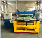 供应鑫城120T橡胶地砖硫化机_120T彩色橡胶地垫生产线设备