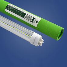 热销宽压LED日光灯管T8灯管分体椭圆节能灯管铝塑恒流1.2m光管T8
