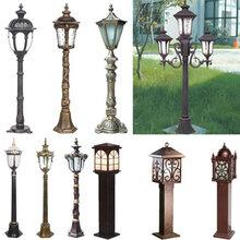 古典草坪灯图片