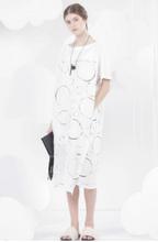 广州2017春夏季新款棉麻女装品牌折扣女装批发一手货源库存尾货