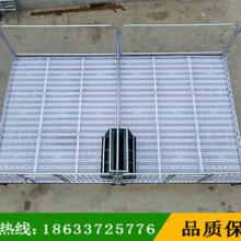 安徽淮南仔猪保育床加厚加重镀锌管保育床厂家
