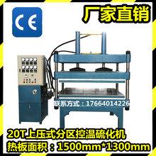厂家直销大板面20T分区控温精度高硫化机热板面积定制1米51米3图片