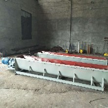 阜平县螺旋输送机传动装置LS螺旋输送机生产工艺图片