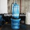 QZB潜水轴流泵大功率防洪泵雨水泵站厂家